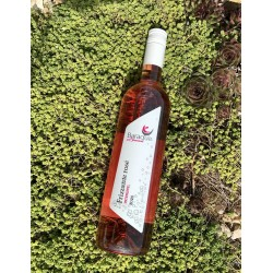 Frizzante rosé 2020 Vinařství Baraque