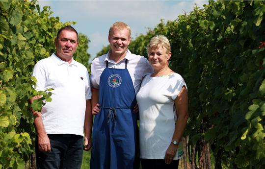 Rodinné vinařství Polehňa
